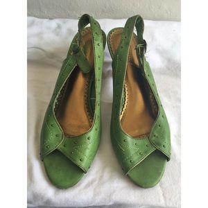 Vintage Seychelles shoes (1990's). Size 9.